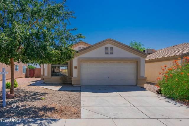 12453 W Via Camille, El Mirage, AZ 85335 (MLS #6297067) :: Devor Real Estate Associates