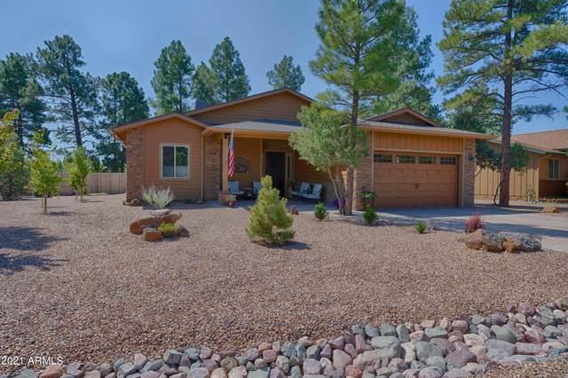 5449 S Elk Springs, Lakeside, AZ 85929 (MLS #6297068) :: Devor Real Estate Associates