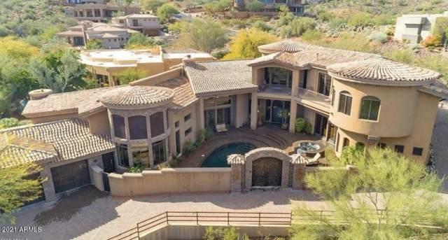 9815 N Copper Ridge Trail, Fountain Hills, AZ 85268 (MLS #6297080) :: The Daniel Montez Real Estate Group