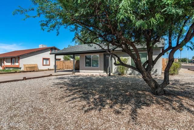 6837 S 47TH Street, Phoenix, AZ 85042 (MLS #6297087) :: Executive Realty Advisors