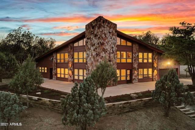 1142 School House Lane, Show Low, AZ 85901 (MLS #6297094) :: Keller Williams Realty Phoenix