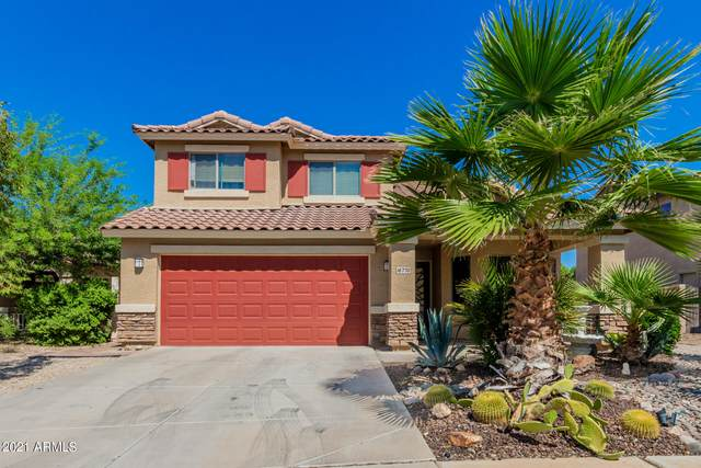 16770 W Melvin Street, Goodyear, AZ 85338 (MLS #6297098) :: Executive Realty Advisors