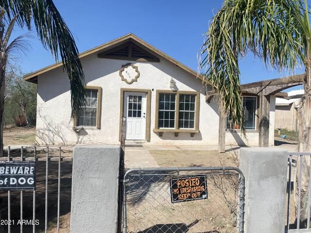 404 E Lincoln Avenue, Coolidge, AZ 85128 (MLS #6297099) :: Hurtado Homes Group
