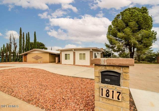 1817 Devonshire Drive, Sierra Vista, AZ 85635 (MLS #6297100) :: The Property Partners at eXp Realty