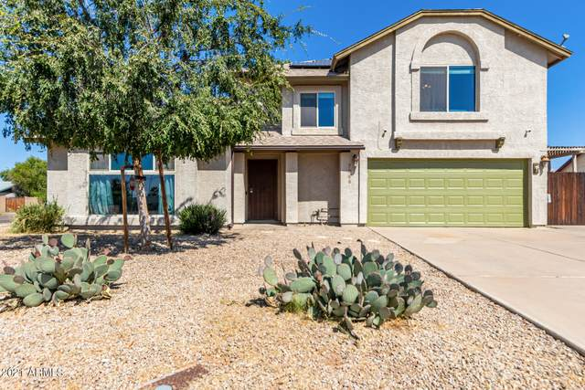 7066 W Brown Street, Peoria, AZ 85345 (MLS #6297108) :: Yost Realty Group at RE/MAX Casa Grande
