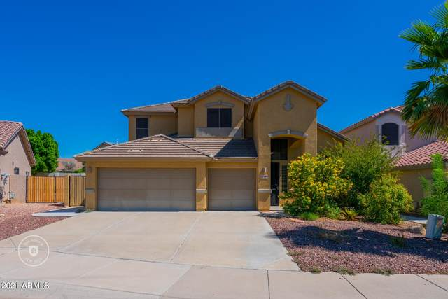22489 N 104TH Drive, Peoria, AZ 85383 (MLS #6297119) :: The Everest Team at eXp Realty