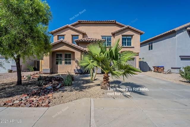 46088 W Sonny Road, Maricopa, AZ 85139 (MLS #6297121) :: Dijkstra & Co.