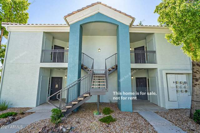1100 N Priest Drive #1132, Chandler, AZ 85226 (MLS #6297131) :: Yost Realty Group at RE/MAX Casa Grande