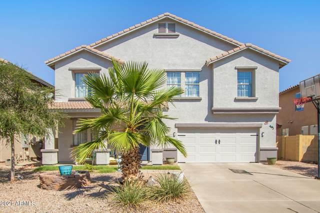 46104 W Sonny Road, Maricopa, AZ 85139 (MLS #6297132) :: Devor Real Estate Associates