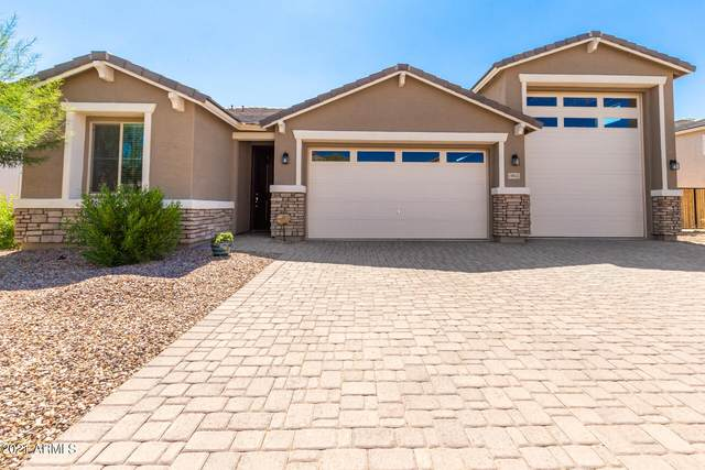 10041 E Harvest Road, Florence, AZ 85132 (MLS #6297133) :: Devor Real Estate Associates