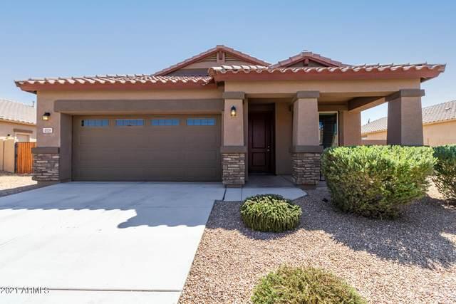 41109 W Somers Drive, Maricopa, AZ 85138 (MLS #6297144) :: Devor Real Estate Associates