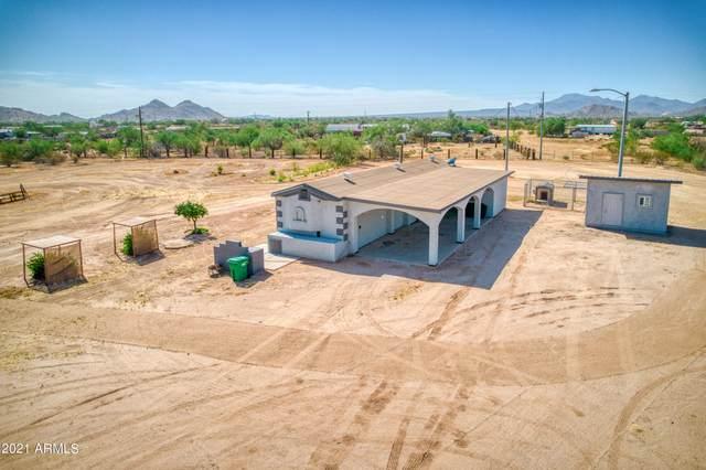 48203 W Whirly Bird Road, Maricopa, AZ 85139 (MLS #6297161) :: Dijkstra & Co.
