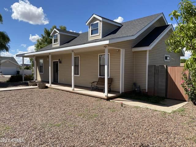 3060 W Park Plaza Place, Snowflake, AZ 85937 (MLS #6297163) :: Devor Real Estate Associates