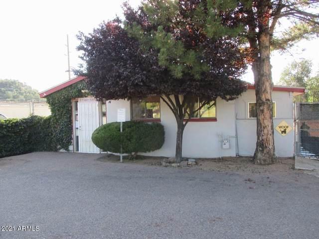 810 S Mclane Road, Payson, AZ 85541 (MLS #6297164) :: Devor Real Estate Associates