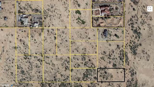 0 N Wolfe Trail, Florence, AZ 85132 (MLS #6297165) :: Executive Realty Advisors
