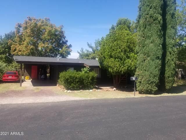 185 Inspirational Drive, Sedona, AZ 86336 (MLS #6297171) :: Devor Real Estate Associates