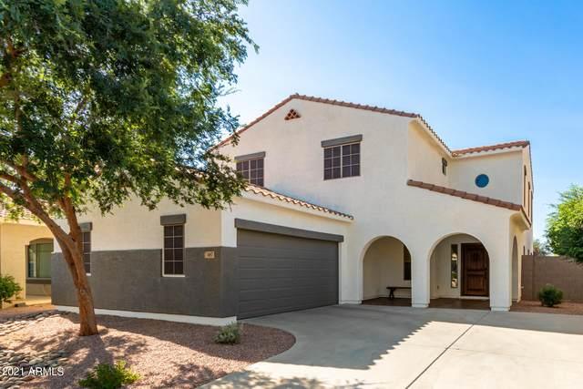 3487 E Flower Street, Gilbert, AZ 85298 (MLS #6297174) :: Devor Real Estate Associates