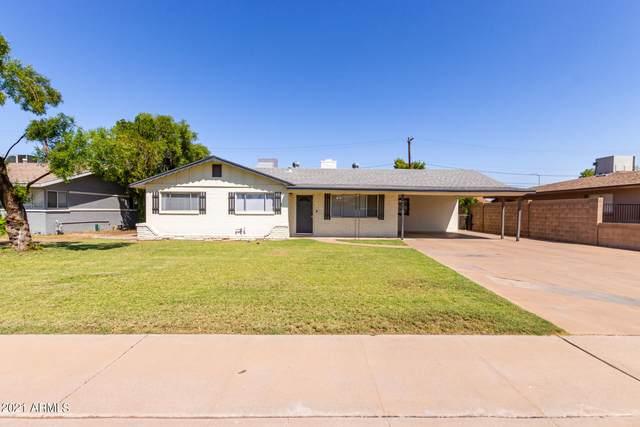 716 E 7TH Drive, Mesa, AZ 85204 (MLS #6297177) :: Yost Realty Group at RE/MAX Casa Grande