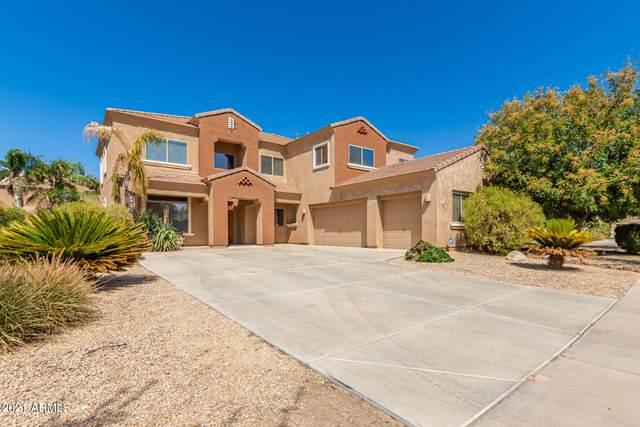 18484 E Celtic Manor Drive, Queen Creek, AZ 85142 (MLS #6297179) :: The Copa Team | The Maricopa Real Estate Company