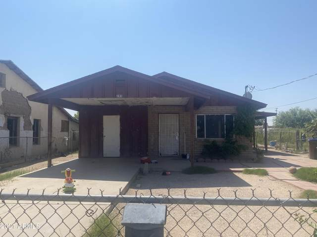 203 E Fourth Street, Eloy, AZ 85131 (MLS #6297183) :: The Riddle Group
