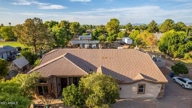 16624 E Fairview Street, Gilbert, AZ 85295 (MLS #6297187) :: Balboa Realty