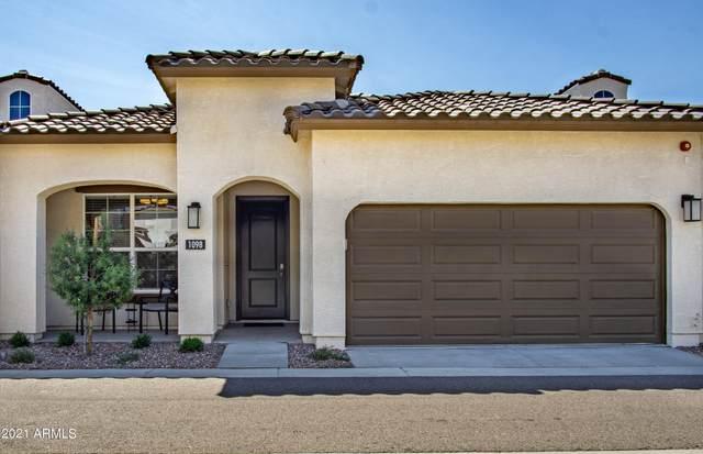 1255 N Arizona Avenue #1098, Chandler, AZ 85225 (MLS #6297197) :: Yost Realty Group at RE/MAX Casa Grande