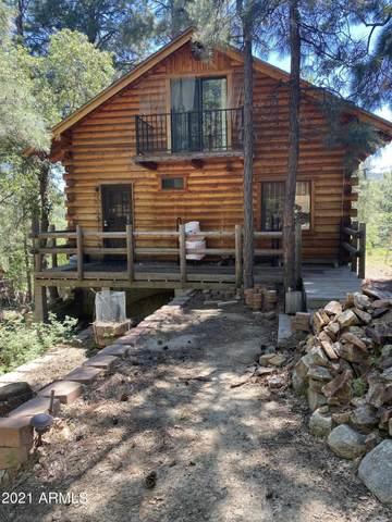 3515 E Mary May Lane, Prescott, AZ 86303 (MLS #6297209) :: Devor Real Estate Associates