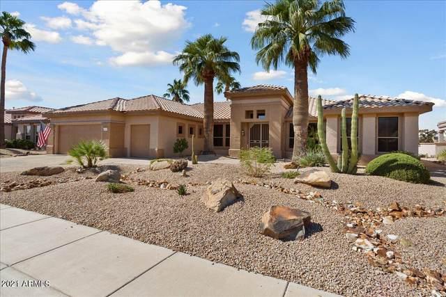 17870 N Saddle Ridge Drive, Surprise, AZ 85374 (MLS #6297216) :: The Bole Group | eXp Realty