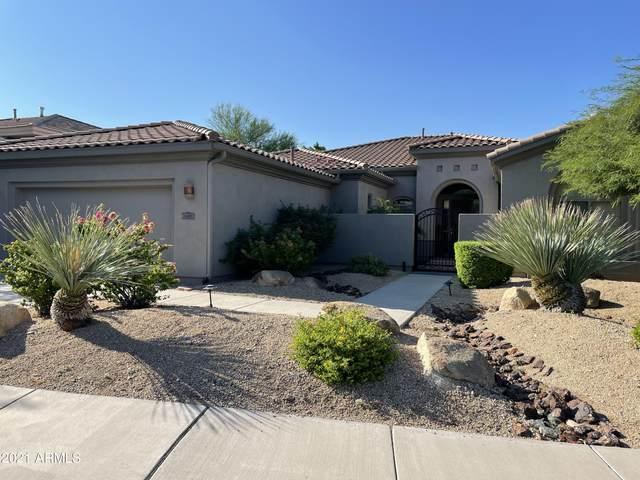 11481 E Blanche Drive, Scottsdale, AZ 85255 (MLS #6297223) :: Devor Real Estate Associates