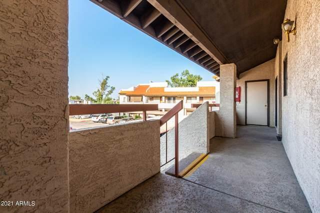 11666 N 28TH Drive #215, Phoenix, AZ 85029 (MLS #6297224) :: The Riddle Group