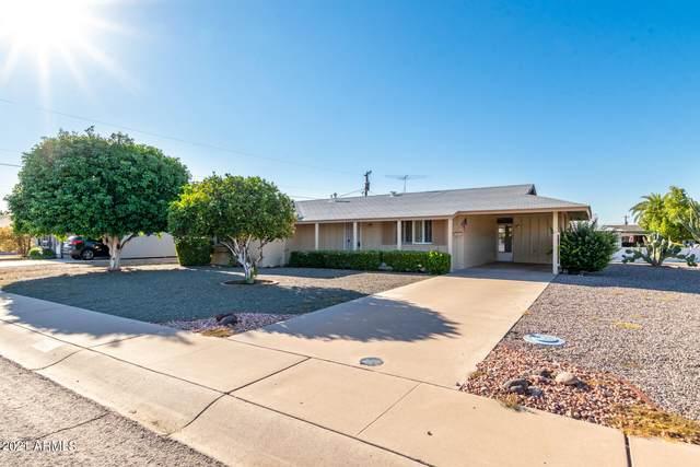 9937 W Crosby Circle S, Sun City, AZ 85351 (MLS #6297233) :: Devor Real Estate Associates