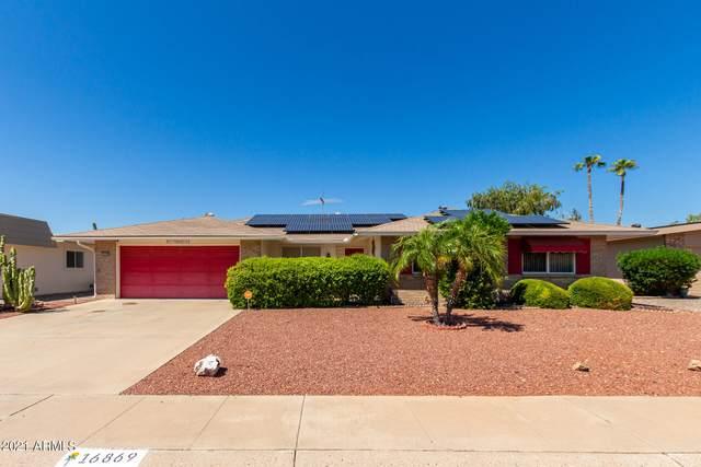 16869 N Meadow Park Drive, Sun City, AZ 85351 (MLS #6297235) :: Devor Real Estate Associates