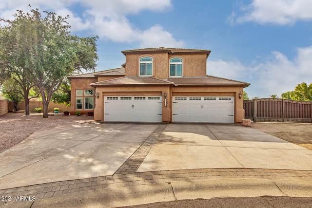 8221 W Georgia Avenue, Glendale, AZ 85303 (MLS #6297238) :: Yost Realty Group at RE/MAX Casa Grande