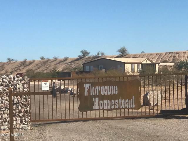 14945 N Highway 79, Florence, AZ 85132 (MLS #6297241) :: Devor Real Estate Associates