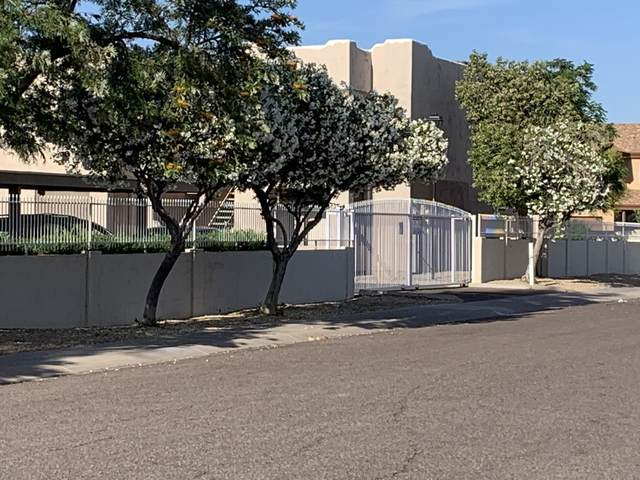 5035 N 17th Avenue #115, Phoenix, AZ 85015 (MLS #6297244) :: Executive Realty Advisors