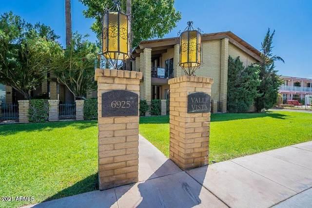 6925 E 4TH Street #5, Scottsdale, AZ 85251 (MLS #6297246) :: Devor Real Estate Associates