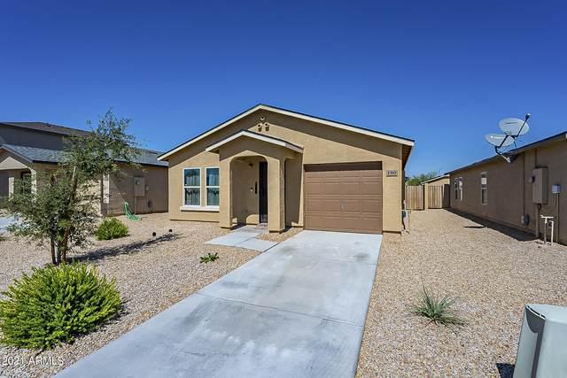 190 E Douglas Avenue, Coolidge, AZ 85128 (MLS #6297255) :: The Luna Team