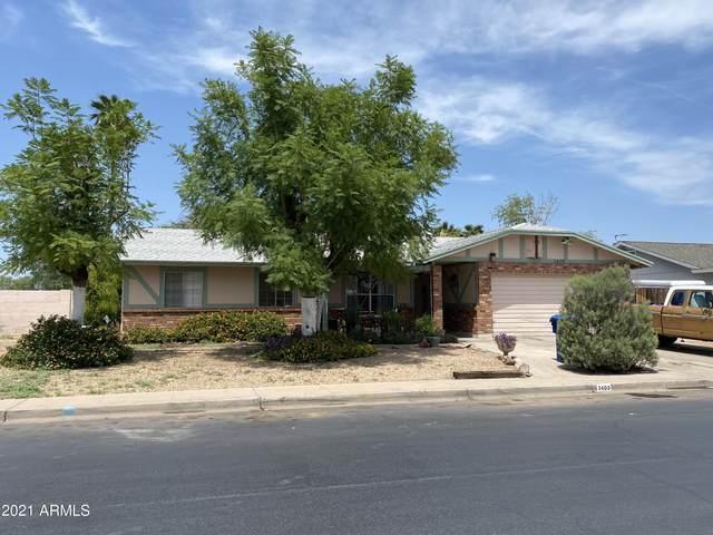 3402 E Diamond Avenue, Mesa, AZ 85204 (MLS #6297264) :: The Daniel Montez Real Estate Group