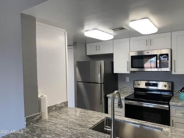 3033 E Devonshire Avenue #3011, Phoenix, AZ 85016 (MLS #6297265) :: Devor Real Estate Associates