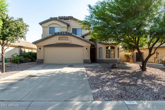 195 W Dexter Way, San Tan Valley, AZ 85143 (MLS #6297266) :: The Luna Team