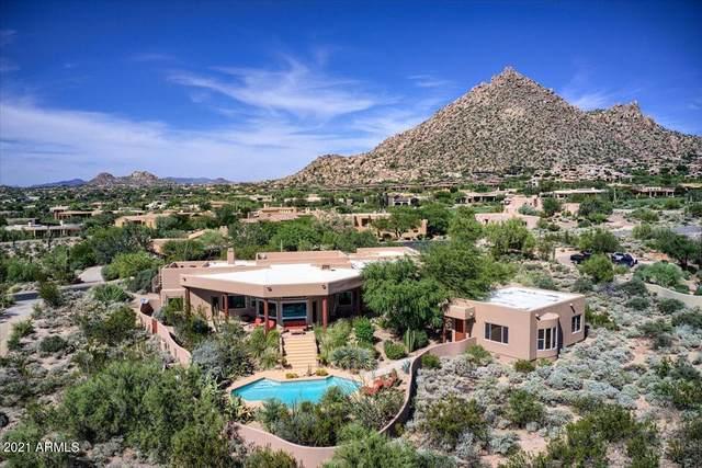 24200 N Alma School Road #29, Scottsdale, AZ 85255 (MLS #6297287) :: Executive Realty Advisors