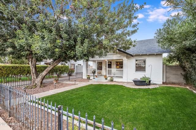 1817 N 10TH Street, Phoenix, AZ 85006 (MLS #6297298) :: Elite Home Advisors
