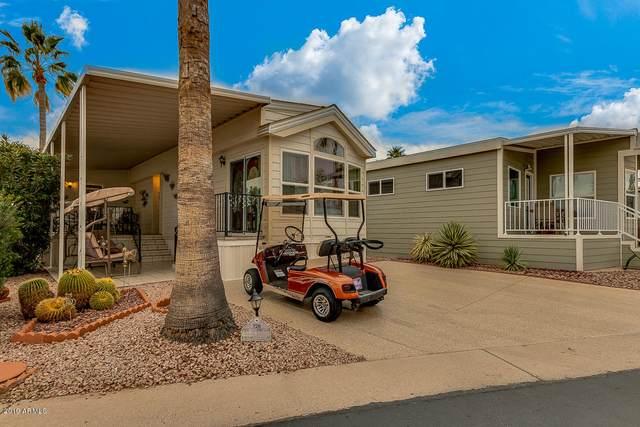 1000 S Idaho Rd 423, Apache Junction, AZ 85119 (MLS #6297307) :: Devor Real Estate Associates