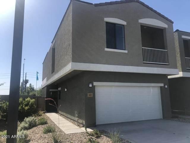 18777 N 43RD Avenue #40, Glendale, AZ 85308 (MLS #6297309) :: The Riddle Group
