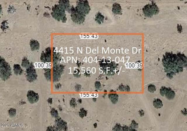 4415 N Del Monte Drive, Eloy, AZ 85131 (MLS #6297310) :: The Luna Team