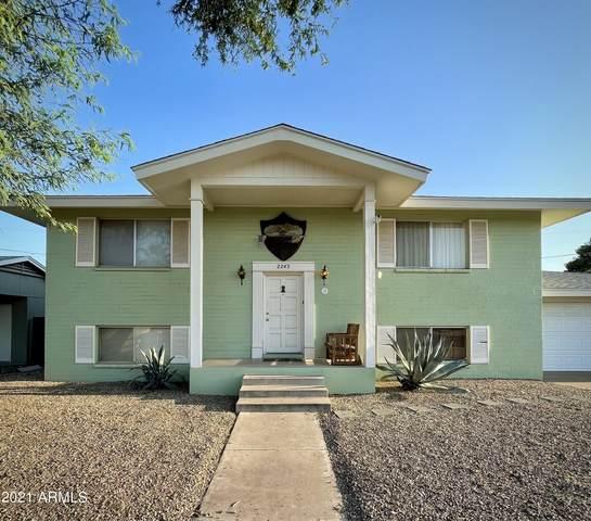 2243 E Nisbet Road, Phoenix, AZ 85022 (MLS #6297311) :: Walters Realty Group