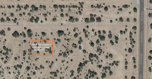4405 N Del Monte Drive, Eloy, AZ 85131 (MLS #6297317) :: The Luna Team