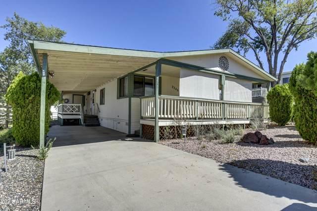 2246 River Trail Road, Prescott, AZ 86301 (MLS #6297323) :: Devor Real Estate Associates