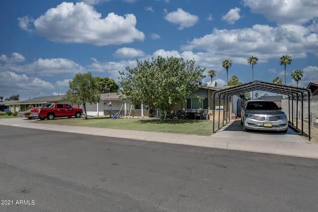 6218 W Wolf Street, Phoenix, AZ 85033 (MLS #6297325) :: Devor Real Estate Associates