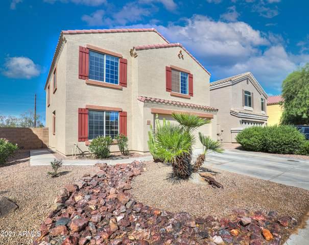 37046 W Amalfi Avenue, Maricopa, AZ 85138 (MLS #6297330) :: Dijkstra & Co.